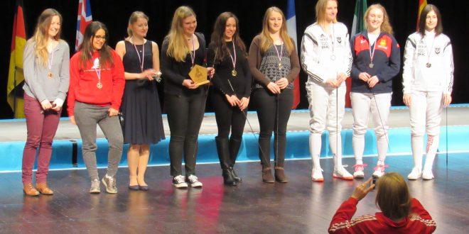 """""""X-SYSTRA Fencing Challenge 2018"""" – Unisport Austria – Team neuerlich erfolgreich!"""