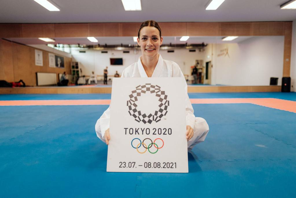 Bettina Plank, Foto: Olympic Team Austria